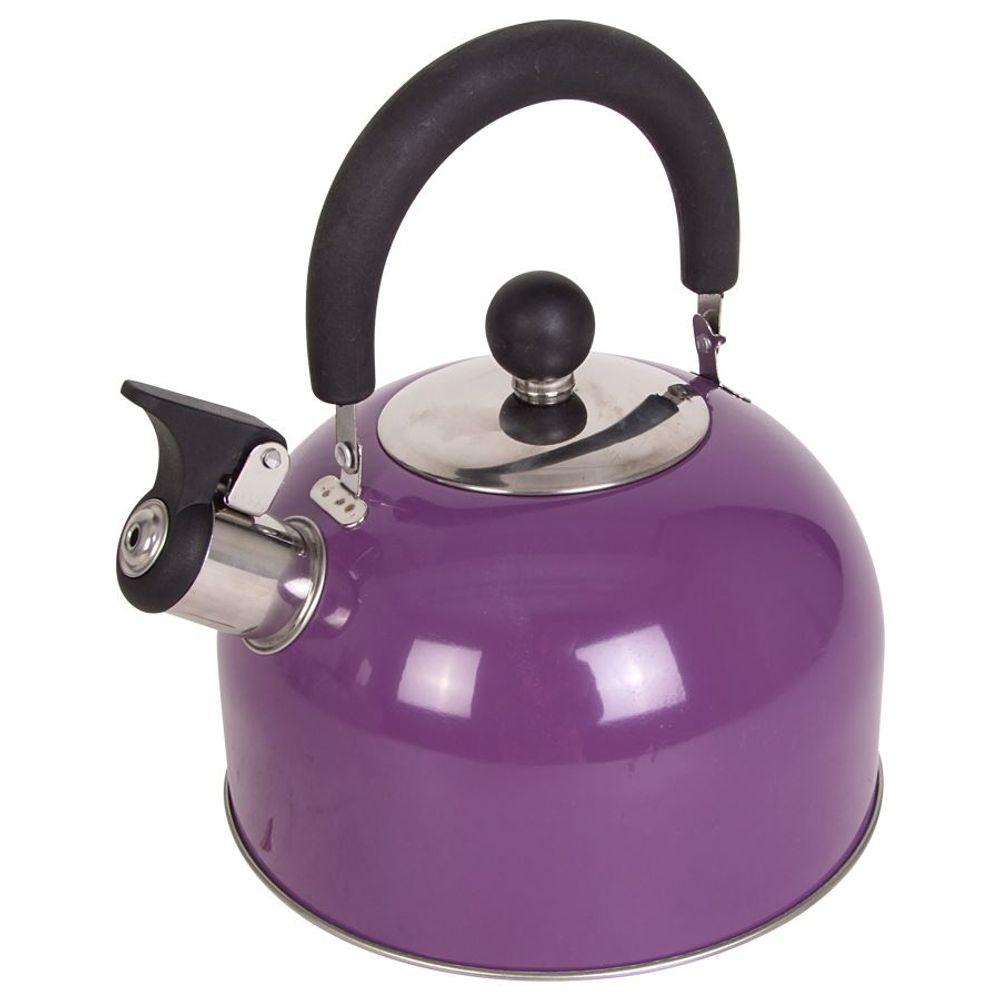 Edelstahl Flötenkessel 1,5L Pfeifenkessel Teekessel Wasserkocher Wasserkessel  – Bild 4
