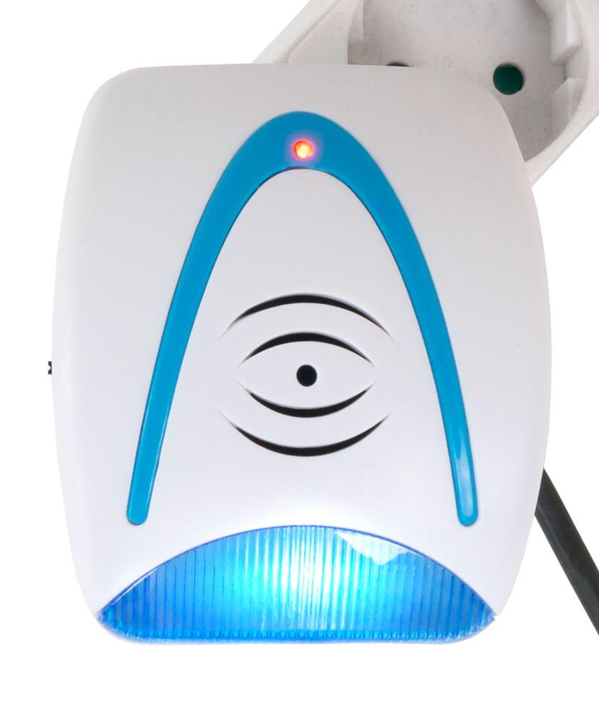 Easymaxx Ultraschall-Insekten-Vertreiber Schallwellen LED Nachtlicht Anti Mücke – Bild 2