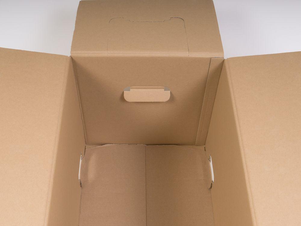Umzugskarton 5 Stück bedruckt 59x34x35cm Traglast bis 30kg Aufbewahrung Kiste  – Bild 5