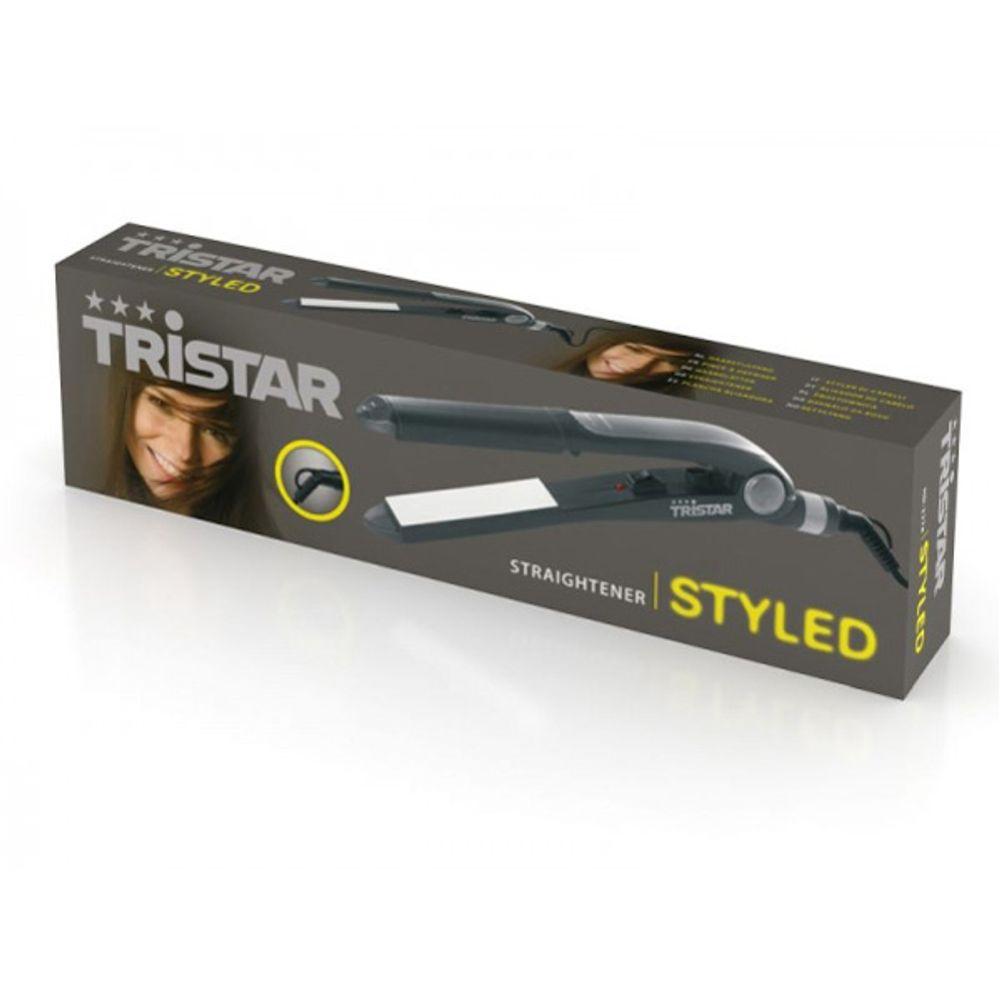 Glätteisen mit Keramikbeschichtung Haarglätter Styler Lockenstab Haarpflege – Bild 5