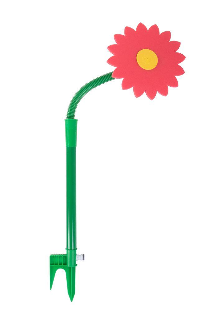 Rasensprenger Tanzende Blume Sprinkler Regner Spritzblume Garten Wasserspiel  – Bild 2