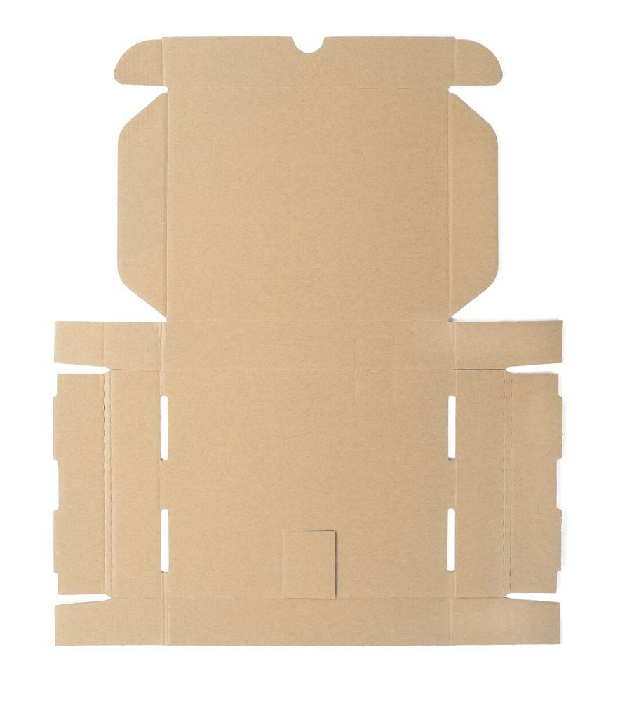 25 Kartons 22x18x4 cm Versandkarton Faltkarton Großbrief Pappkarton Warensendung – Bild 4