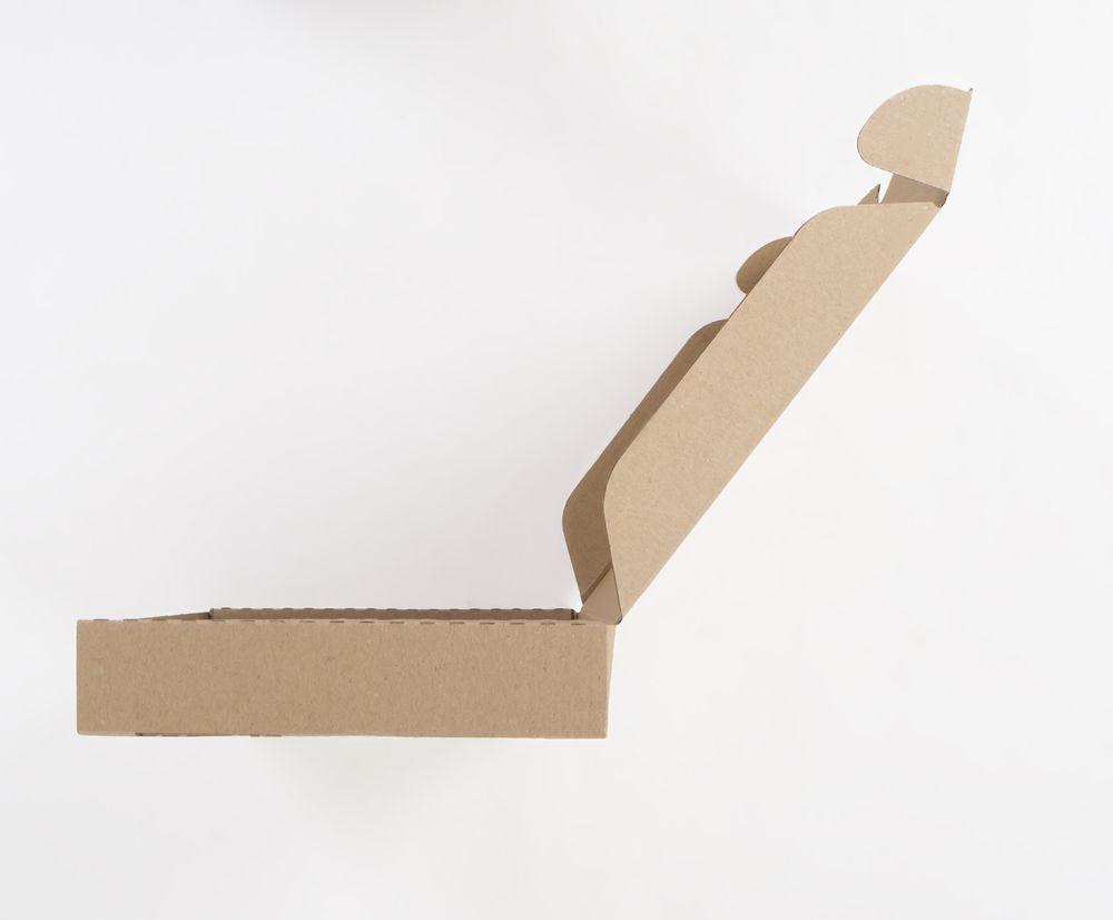 25 Kartons 22x18x4 cm Versandkarton Faltkarton Großbrief Pappkarton Warensendung – Bild 6