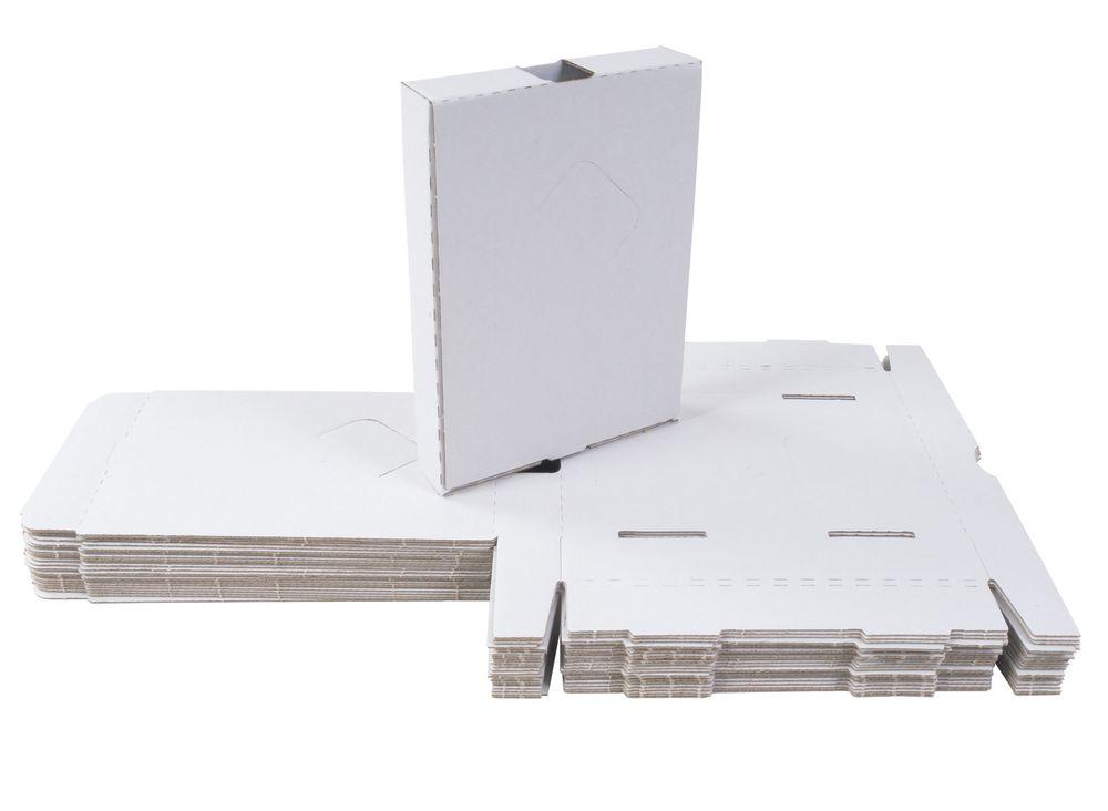 25 Kartons 185x135x35 Versandkarton Faltkarton Großbrief Pappkarton Warensendung – Bild 1