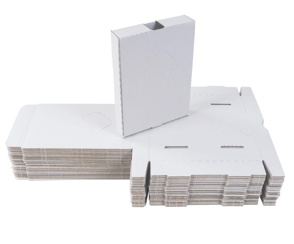 50 Kartons 185x135x35 Versandkarton Faltkarton Großbrief Pappkarton Warensendung – Bild 1