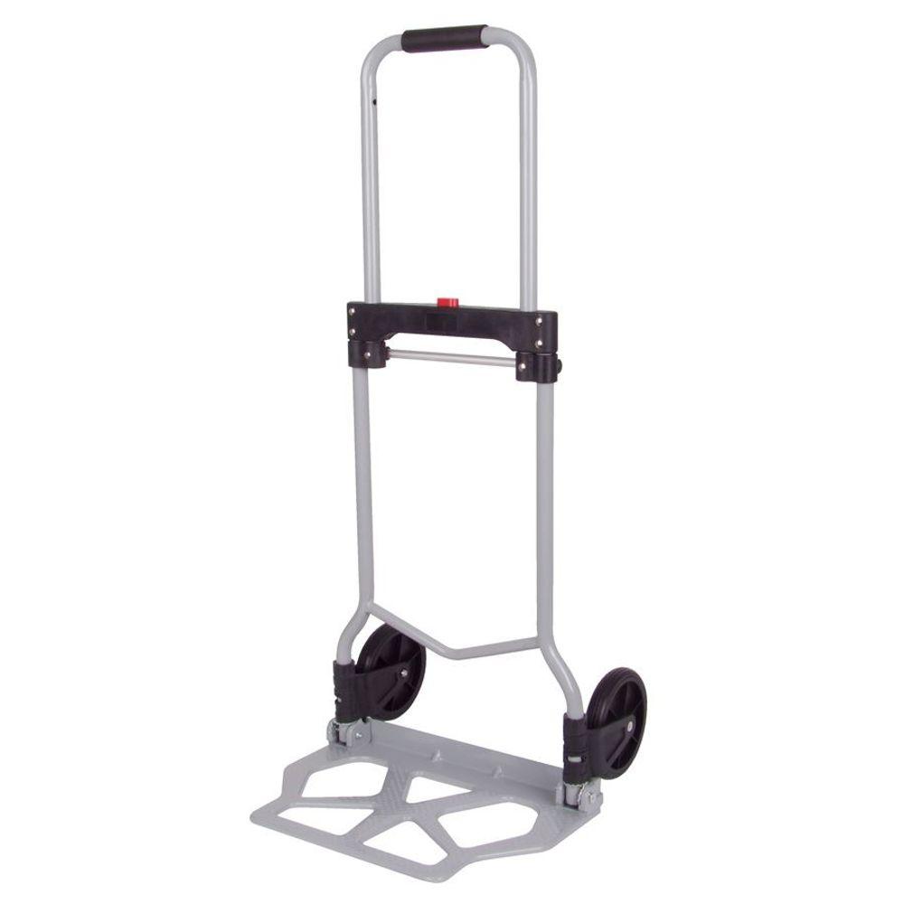 Sackkarre aus Stahl 70kg belastbar Stapelkarre Transportkarre Handkarre klappbar – Bild 1