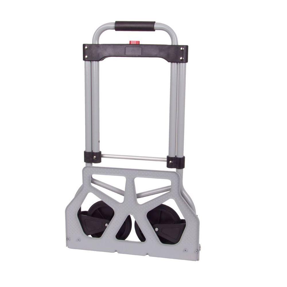 Sackkarre aus Stahl 70kg belastbar Stapelkarre Transportkarre Handkarre klappbar – Bild 2