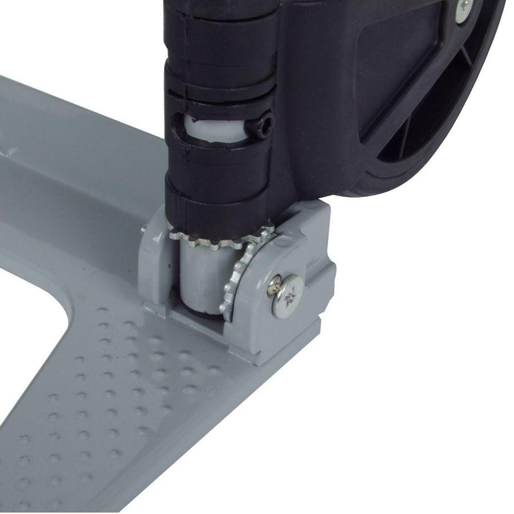 Sackkarre aus Stahl 70kg belastbar Stapelkarre Transportkarre Handkarre klappbar – Bild 3