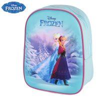 3D-Kinderrucksack Frozen Kindergartentasche Vorschultasche Sportbeutel Wandertag 001