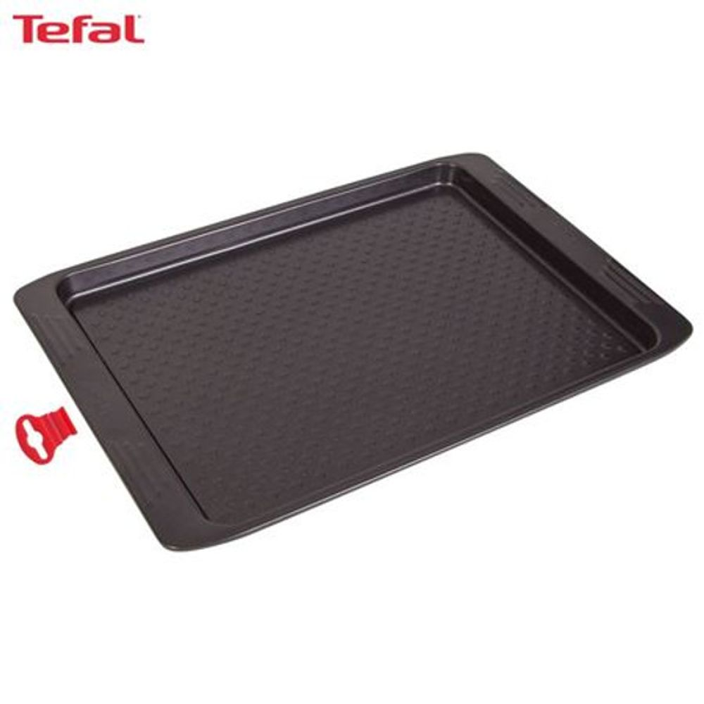 Tefal Backblech Easy Grip Kuchenblech Kuchenform Ofenblech Fettpfanne Backform