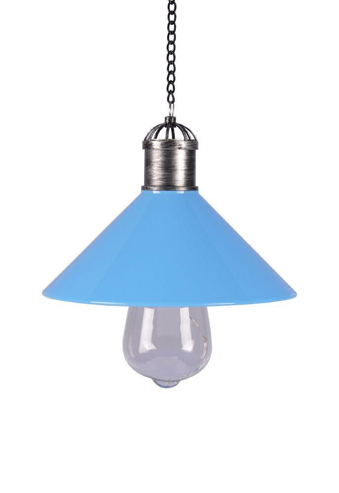 LED Hängeleuchte Solarleuchte Gartenleuchte Hängelampe Solarlampe Gartendeko  – Bild 4