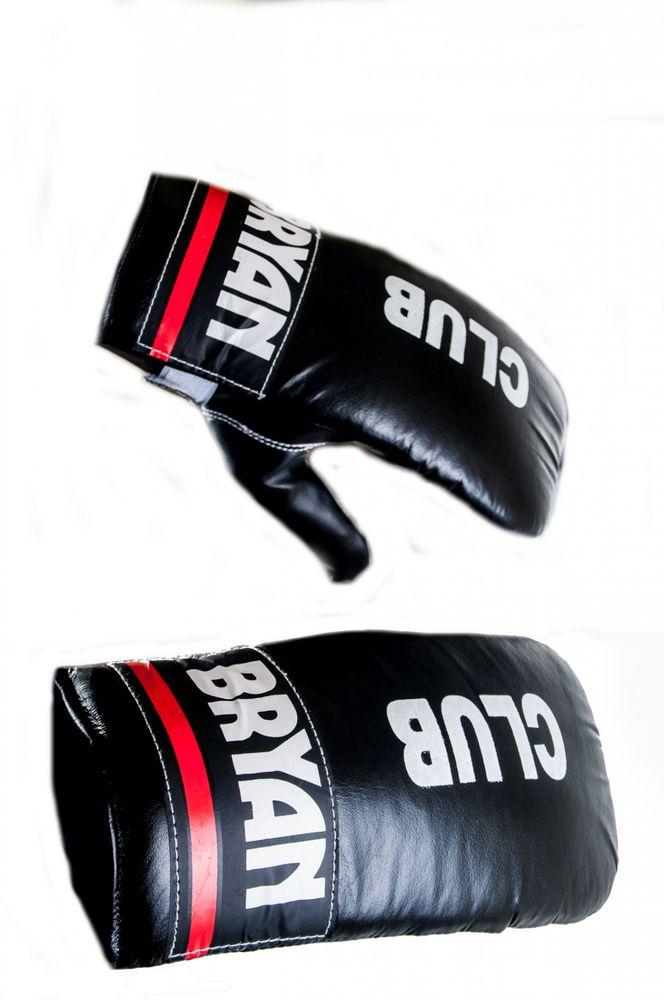 10 Paar BRYAN Boxhandschuhe Trainingshandschuhe Kickboxhandschuhe Kunstleder Set – Bild 2