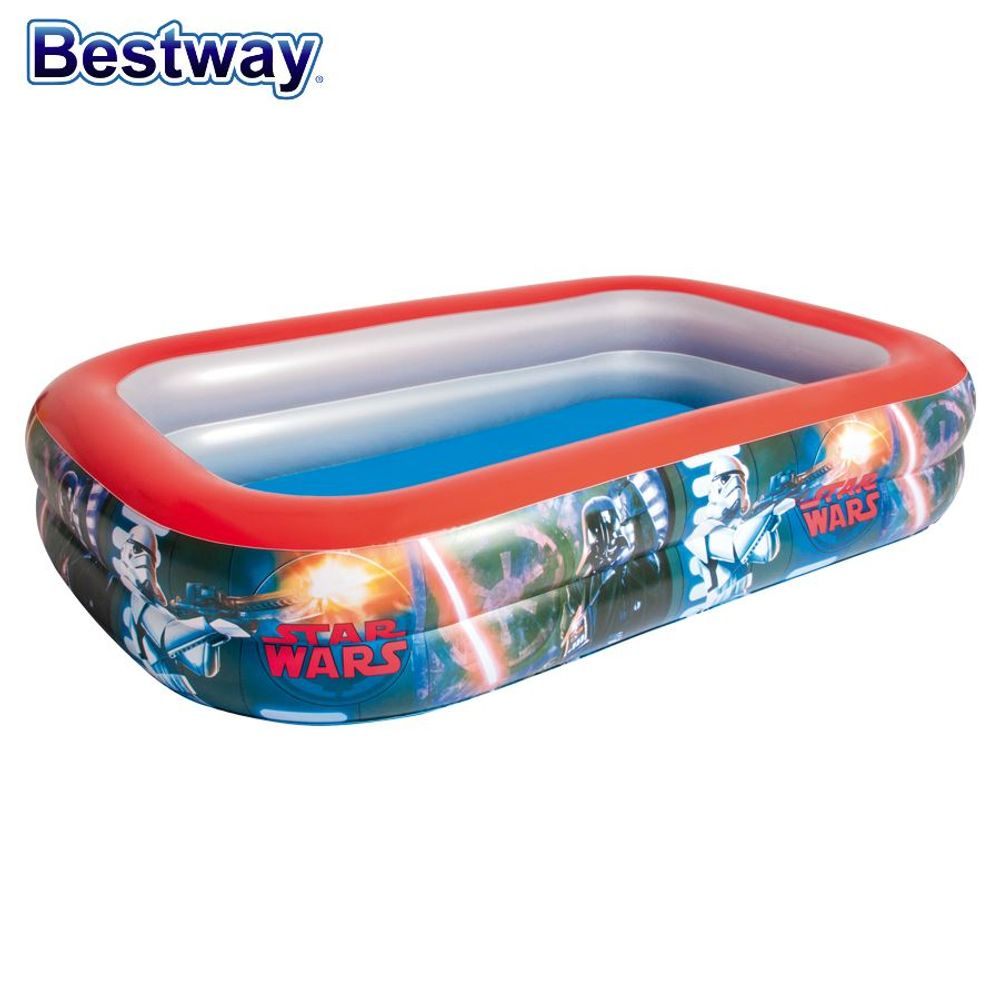 Planschbecken Star Wars Swimmingpool Family Pool Gartenpool Schwimmbecken Kinder – Bild 1