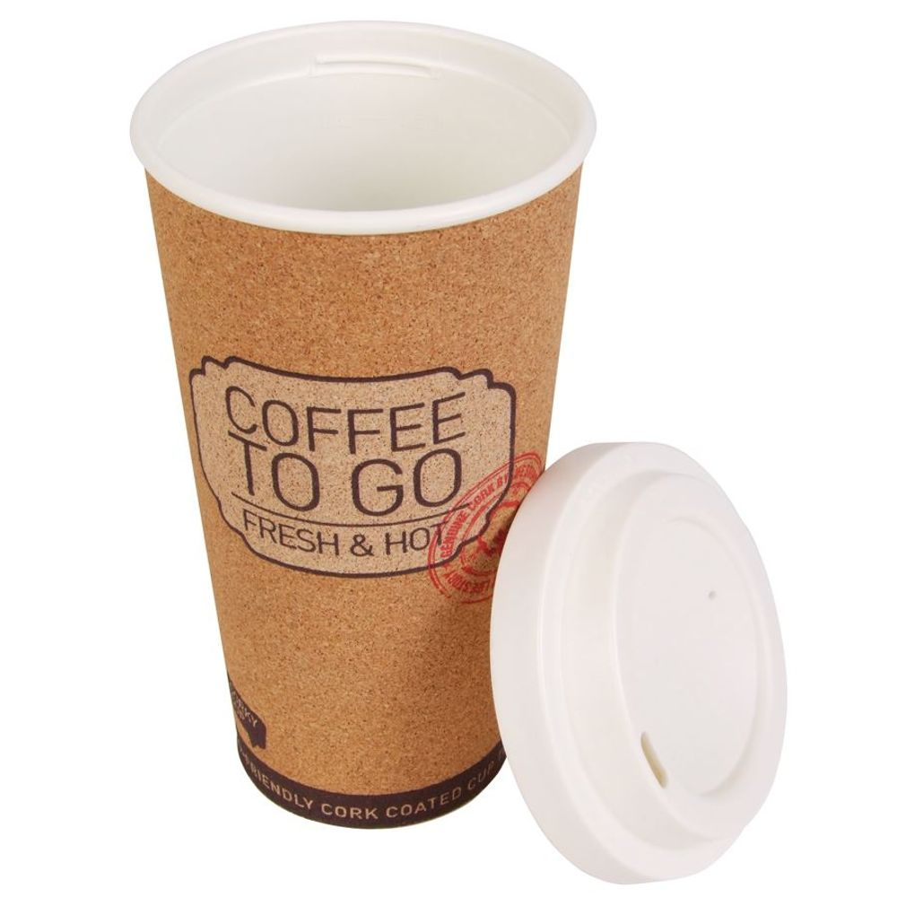 Coffee to go Becher 450ml Kaffeebecher Reisebecher Thermobecher Isolierbecher  – Bild 4