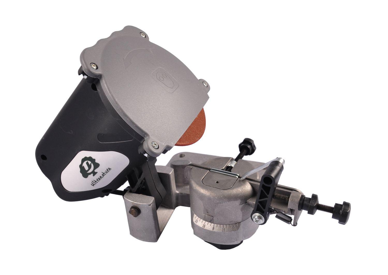 Sägekettenschärfgerät SG100 Sägeketten Schärfgerät Kettenschärfer Schleifscheibe