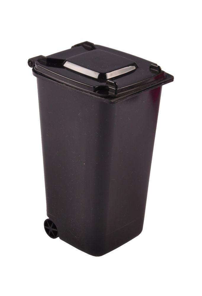 Tischabfalleimer Mülltonne Abfallsammler Kosmetikeimer Tischmülleimer Tischdeko – Bild 3