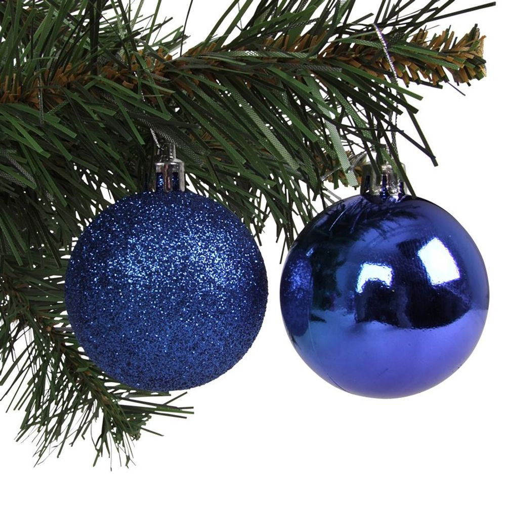 Weihnachtsbaumkugeln 20er-Set Christbaumkugeln Baumschmuck 6cm Weihnachtsdeko – Bild 5