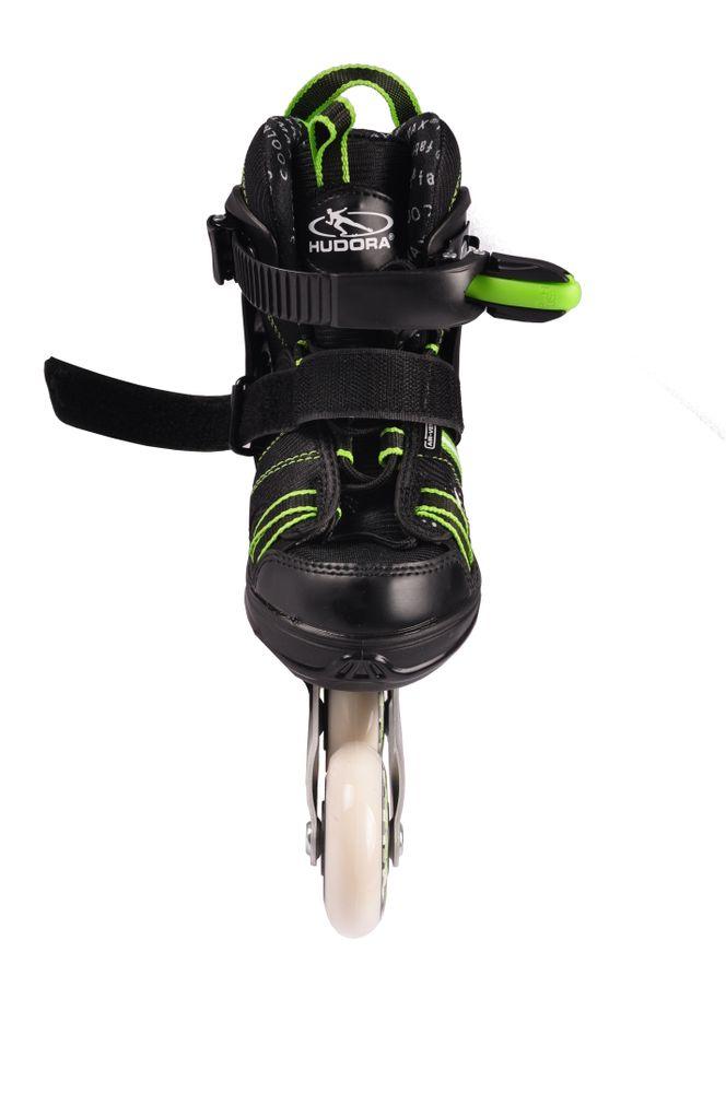 HUDORA Kinder Inliner RX-21 Inlineskates Gr. 29-40 Rollschuhe Skates verstellbar – Bild 4