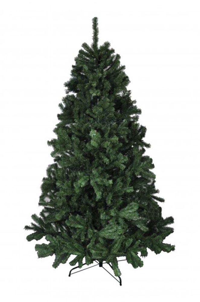BURI® Weihnachtsbaum 180cm grün Christbaum Tannenbaum Kunsttanne Kunstbaum Tanne – Bild 1