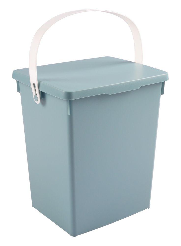 Waschmittelbox 5L Waschpulverbox Waschmitteldose Waschmittelbehälter Klammerkorb – Bild 2