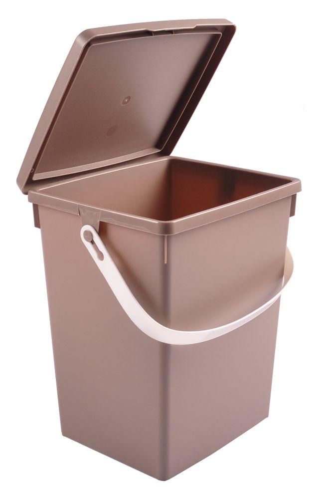 Waschmittelbox 5L Waschpulverbox Waschmitteldose Waschmittelbehälter Klammerkorb – Bild 6