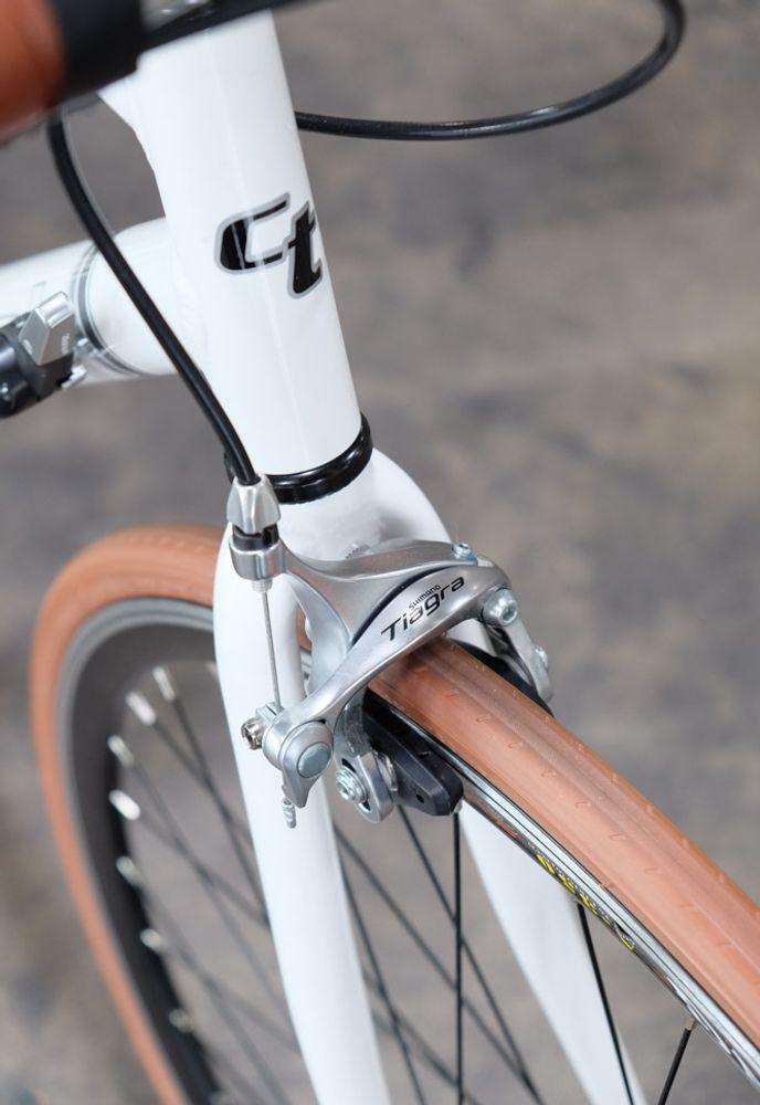 Speed Cycletool 28 Zoll Speedbike Shimano 14 Gang Urban Bike RH 56 cm - O10 – Bild 3