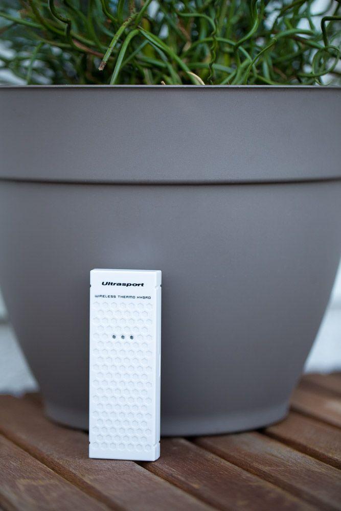 Ultranatura Wetterstation UN 900 Funkuhr und externem Thermo-Hygro Sensor – Bild 4