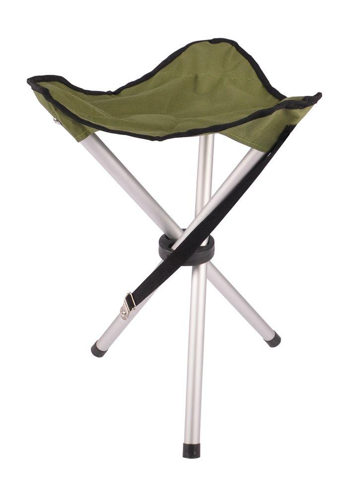 Anglerhocker Hocker Campinghocker Dreibein Camping Anglerstuhl Faltstuhl Stuhl – Bild 3