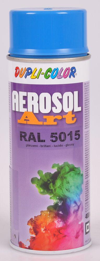 Dupli-Color Aerosol Art Farbspray 400ml versch. RAL matt glänzend Farbe Klarlack – Bild 9