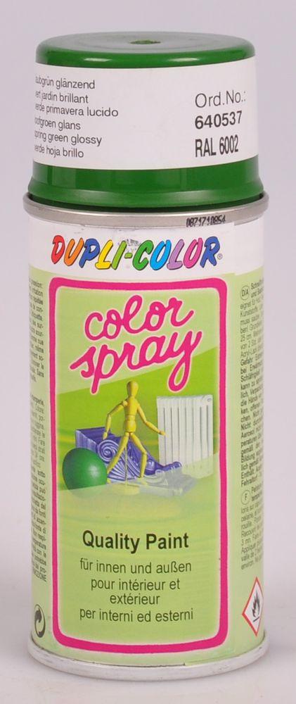 Dupli-Color Farbspray 150ml versch. RAL matt glänzend Acryl Farbe Klarlack 3-D – Bild 23