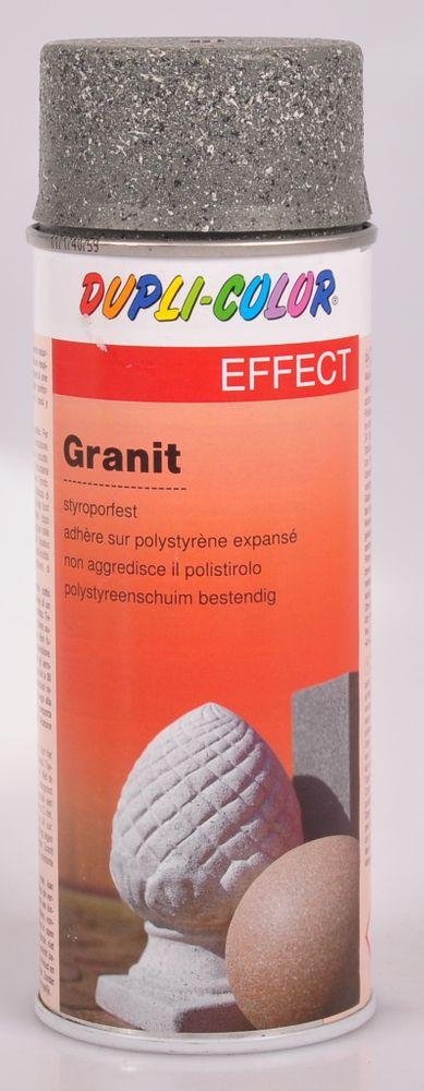 Dupli-Color Effect Farbspray 400ml Klarlack Acryl Granit Chrom Edelstahl Rost – Bild 16