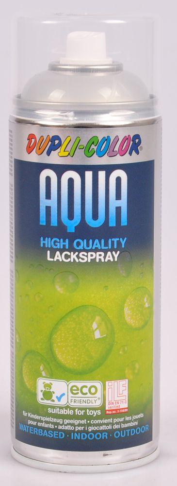 Dupli-Color Aqua Lackspray 350ml versch. RAL matt glänzend Farbspray Sprühdose  – Bild 6