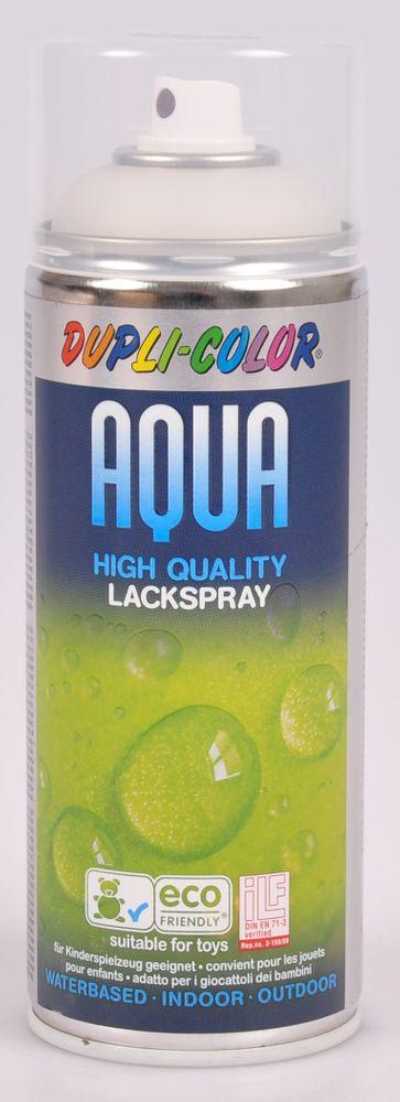 Dupli-Color Aqua Lackspray 350ml versch. RAL matt glänzend Farbspray Sprühdose  – Bild 7
