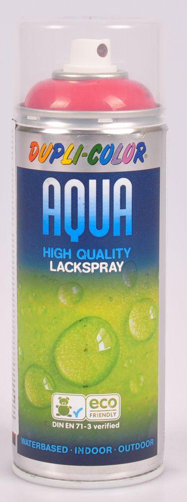 Dupli-Color Aqua Lackspray 350ml versch. RAL matt glänzend Farbspray Sprühdose  – Bild 10