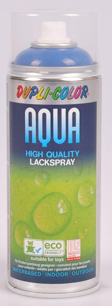 Dupli-Color Aqua Lackspray 350ml versch. RAL matt glänzend Farbspray Sprühdose  – Bild 11