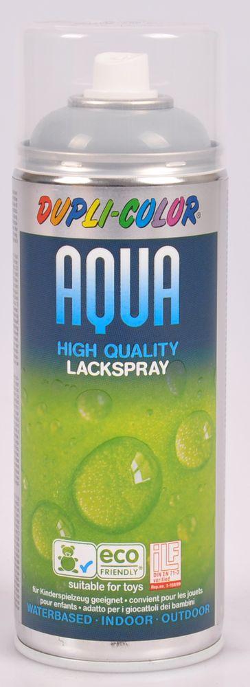 Dupli-Color Aqua Lackspray 350ml versch. RAL matt glänzend Farbspray Sprühdose  – Bild 15