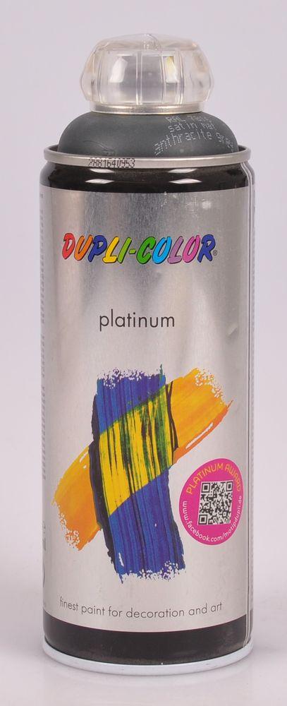 Dupli-Color Platinum Acryl Speziallack 400ml Lackspray matt glänzend Farbspray – Bild 7