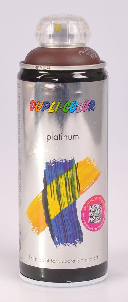 Dupli-Color Platinum Acryl Speziallack 400ml Lackspray matt glänzend Farbspray – Bild 8