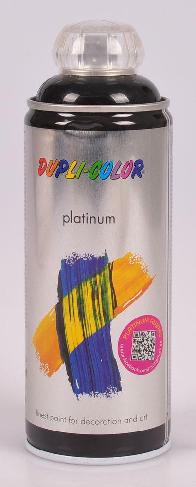 Dupli-Color Platinum Acryl Speziallack 400ml Lackspray matt glänzend Farbspray – Bild 11