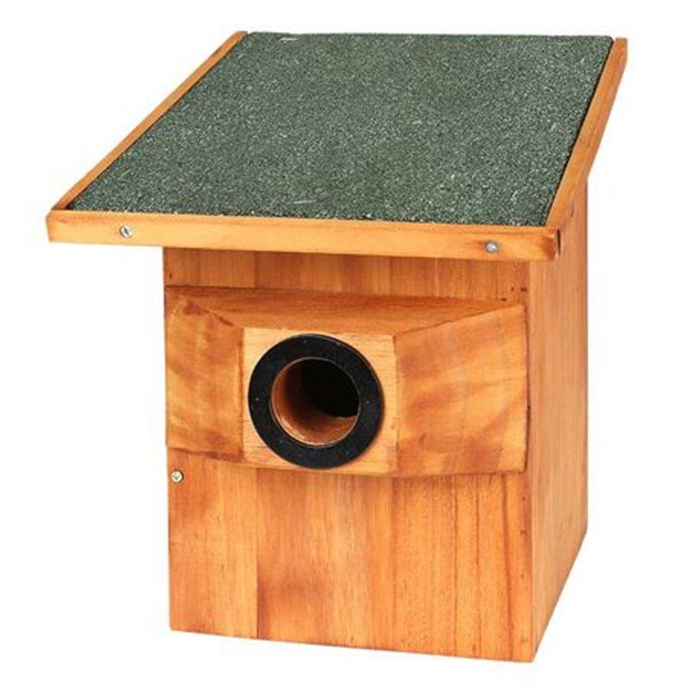 Vogel-Nistkasten Nisthöhle Brutkasten Brutstätte Vogelhaus Vogelhäuschen Holz