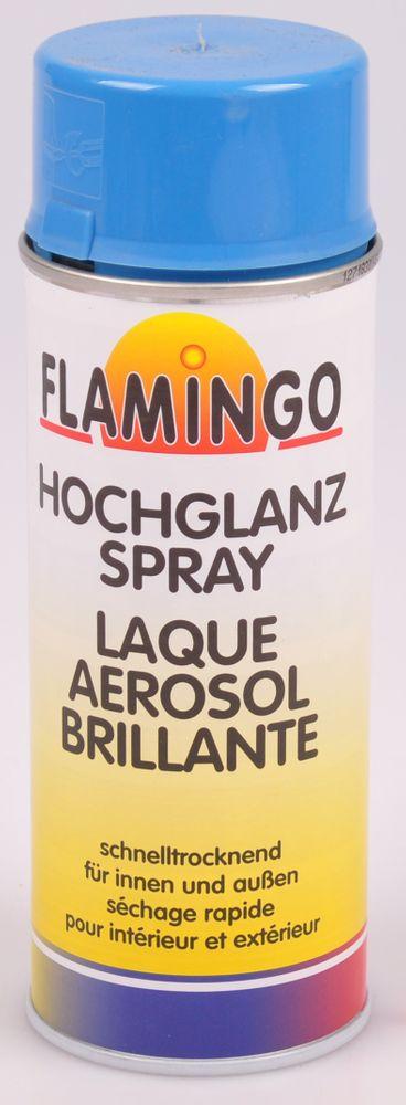 Flamingo Kunstharz-Lackspray 400ml Farbspray Sprühdose Lack matt glänzend – Bild 14