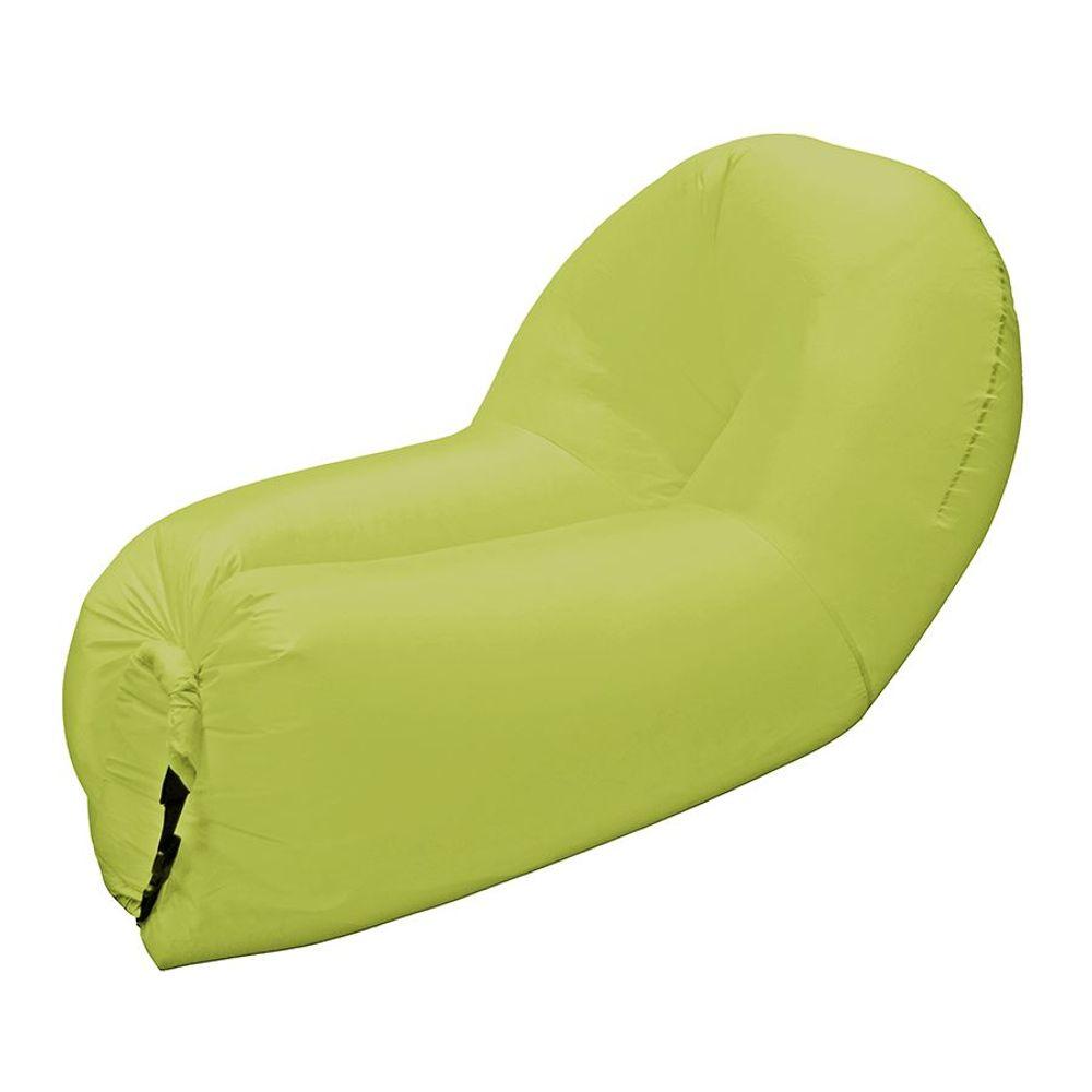 Air Lounger Peacock Sitzsack Wellnessliege Luftsessel Relaxliege aufblasbar  – Bild 4
