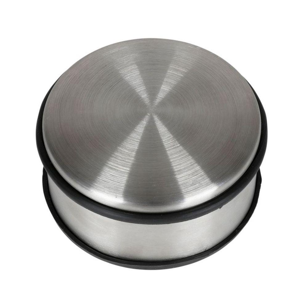 Metall Türstopper 11x6cm Türpuffer Türhalter Türschutz Wandschutz Bodenstopper  – Bild 3