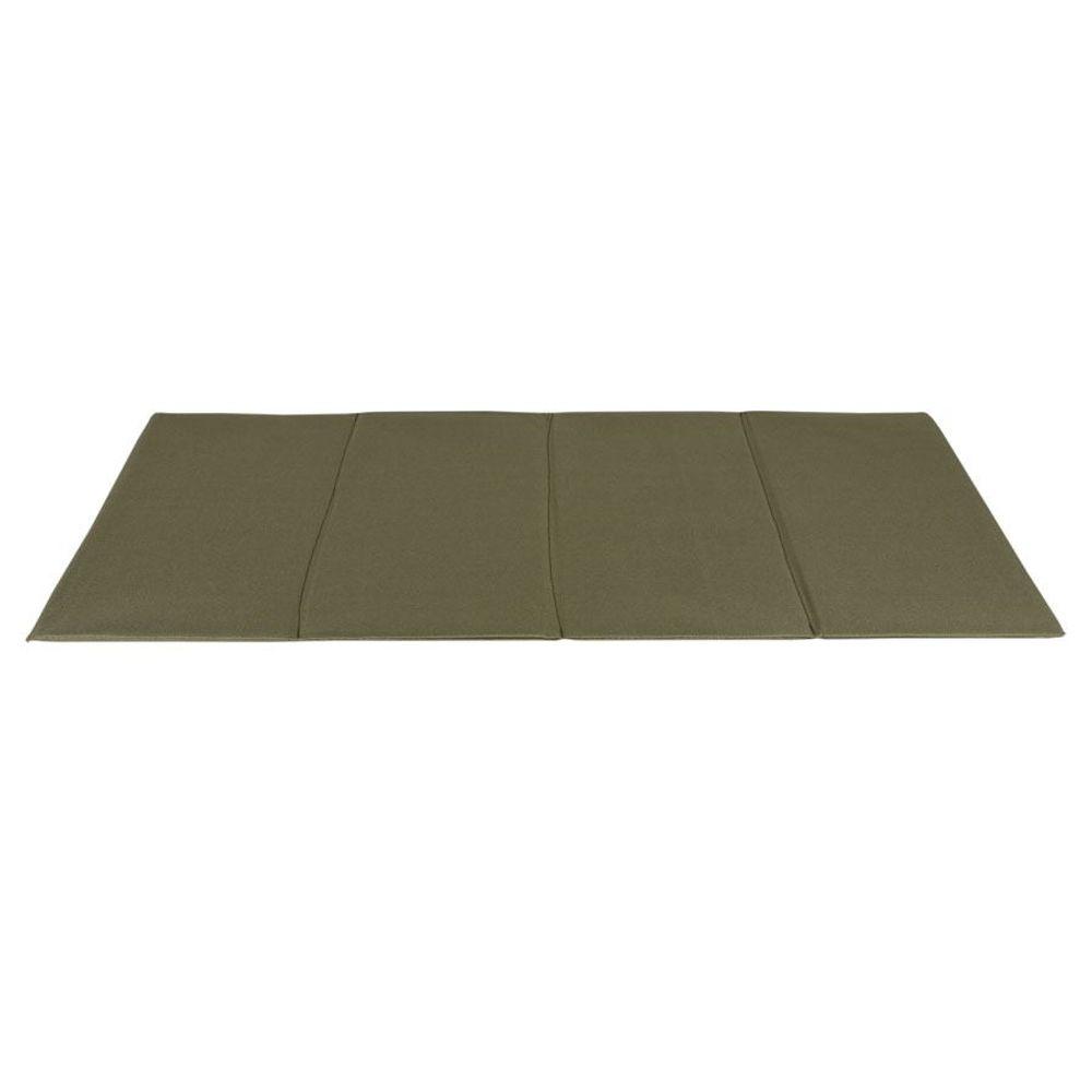 Stoffmatte für faltbaren Bollerwagen Ersatzmatte Sitzkissen Einlage Bodenplatte  – Bild 2