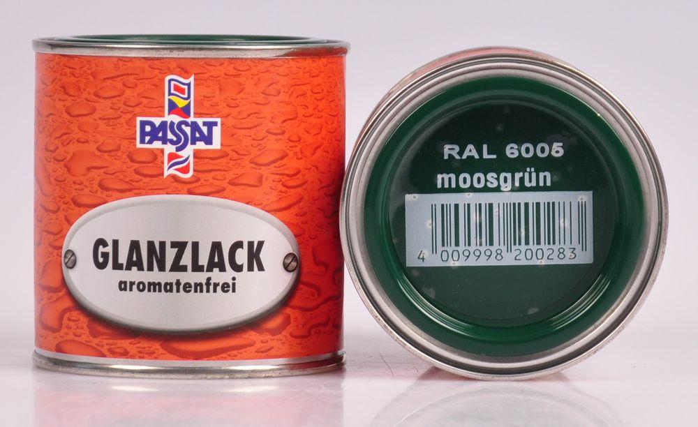 Passat Lack 250ml versch. RAL matt glänzend Holzfarbe Metallschutz Grundierung – Bild 16