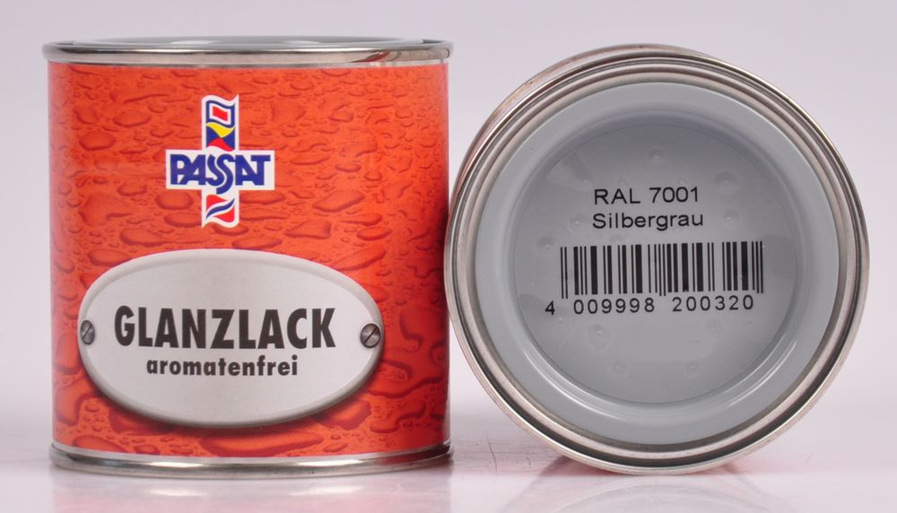 Passat Lack 250ml versch. RAL matt glänzend Holzfarbe Metallschutz Grundierung – Bild 18