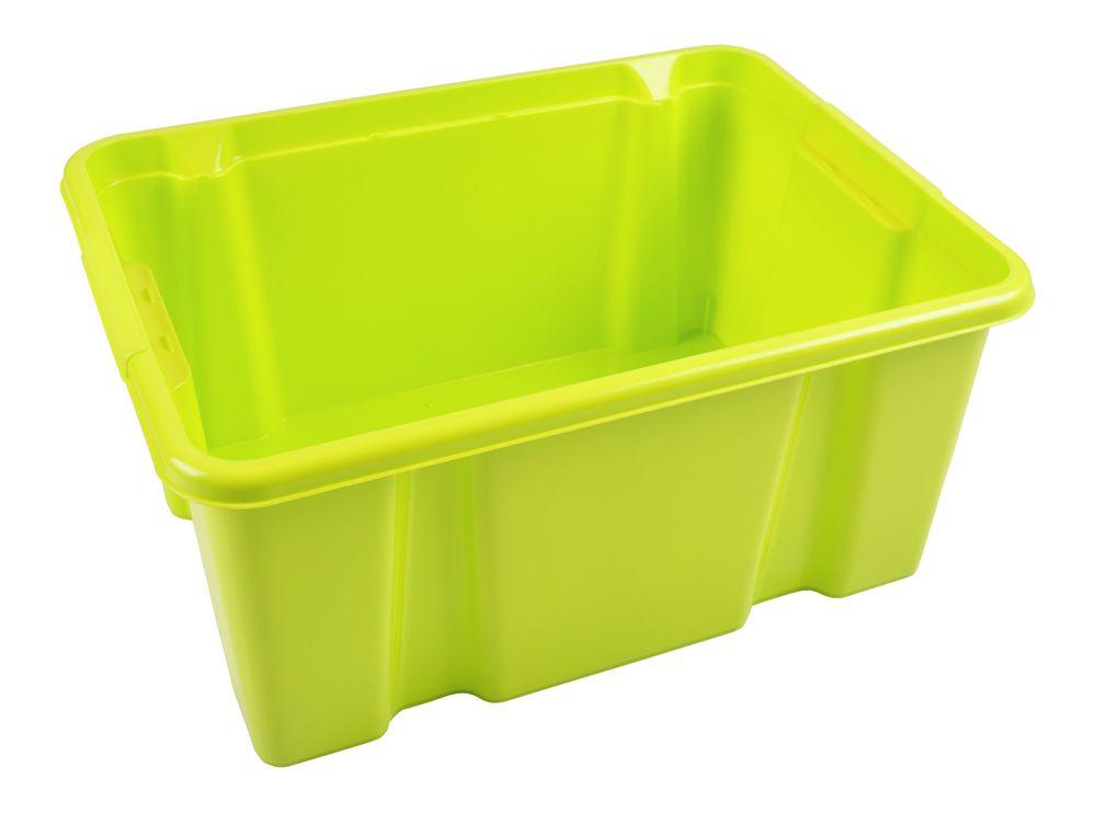 Stapelbox Aufbewahrungsbox Spielzeugkiste Aufbewahrungskiste Lagerkiste Kiste