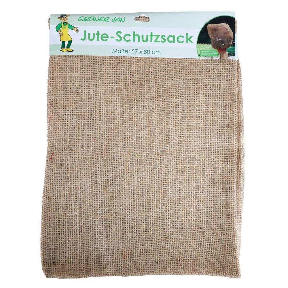 Jutesack natur Pflanzen-Schutzsack Winterschutz Pflanzenschutz Frostschutz 57x78 – Bild 2