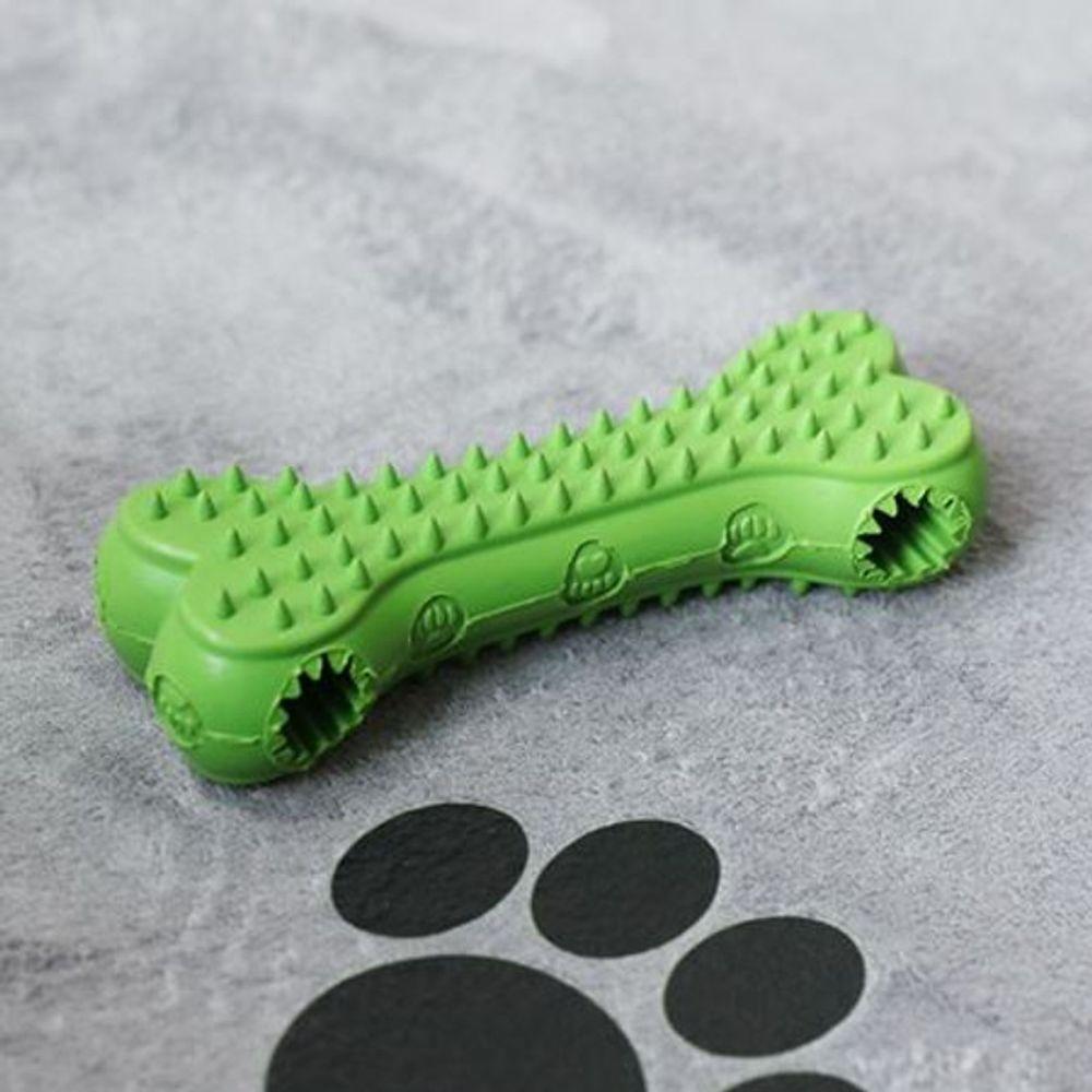 Hunde-Snackspielzeug Knochen Hundespielzeug Hundeknochen Kauknochen Zahnpflege