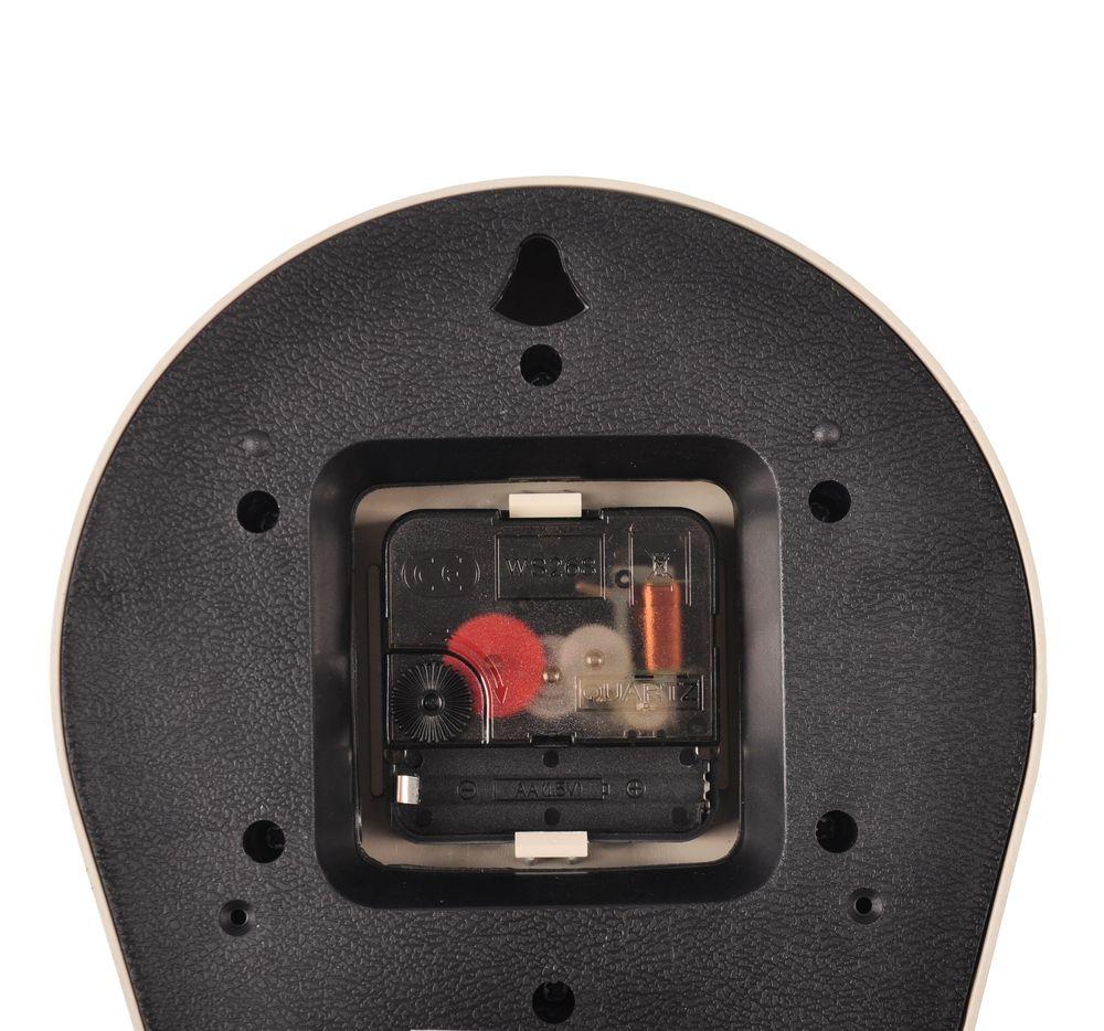 Retro Küchenuhr Mint mit Timer Wanduhr Kurzzeitmesser Eieruhr Küchentimer Uhr  – Bild 2